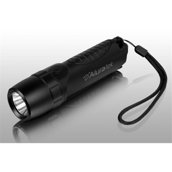 Aluratek ACEK205F PowerLight Multipurpose 5,000 mAh Rechargeable Flashlight