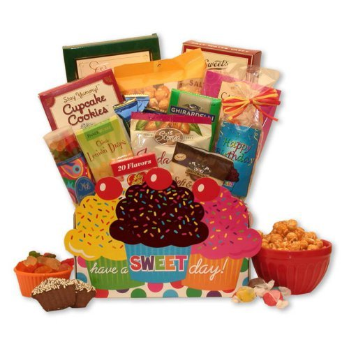Gift Basket Drop Shipping Have a Sweet Day Birthday Gift Box