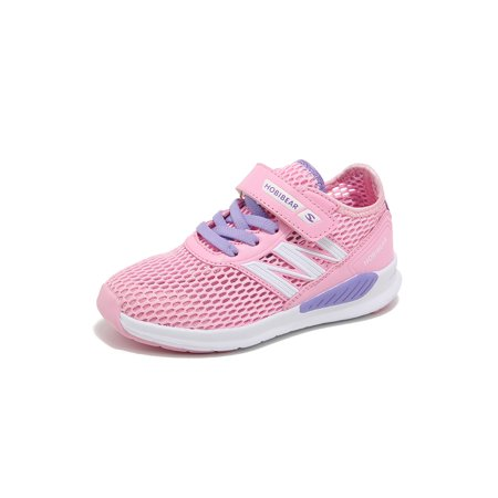 Kids Sports Shoes Flyknit Mesh Lightweight Comfortable Breathable Running Sneakers