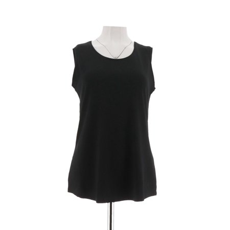 Isaac Mizrahi Essentials Pima Cotton Tank Top A300900