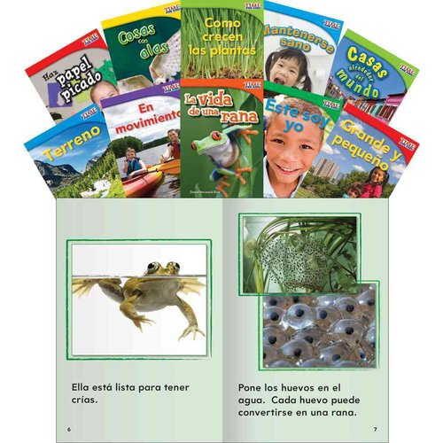 Time for Kids Nonfiction Readers Set 1, Grade 1