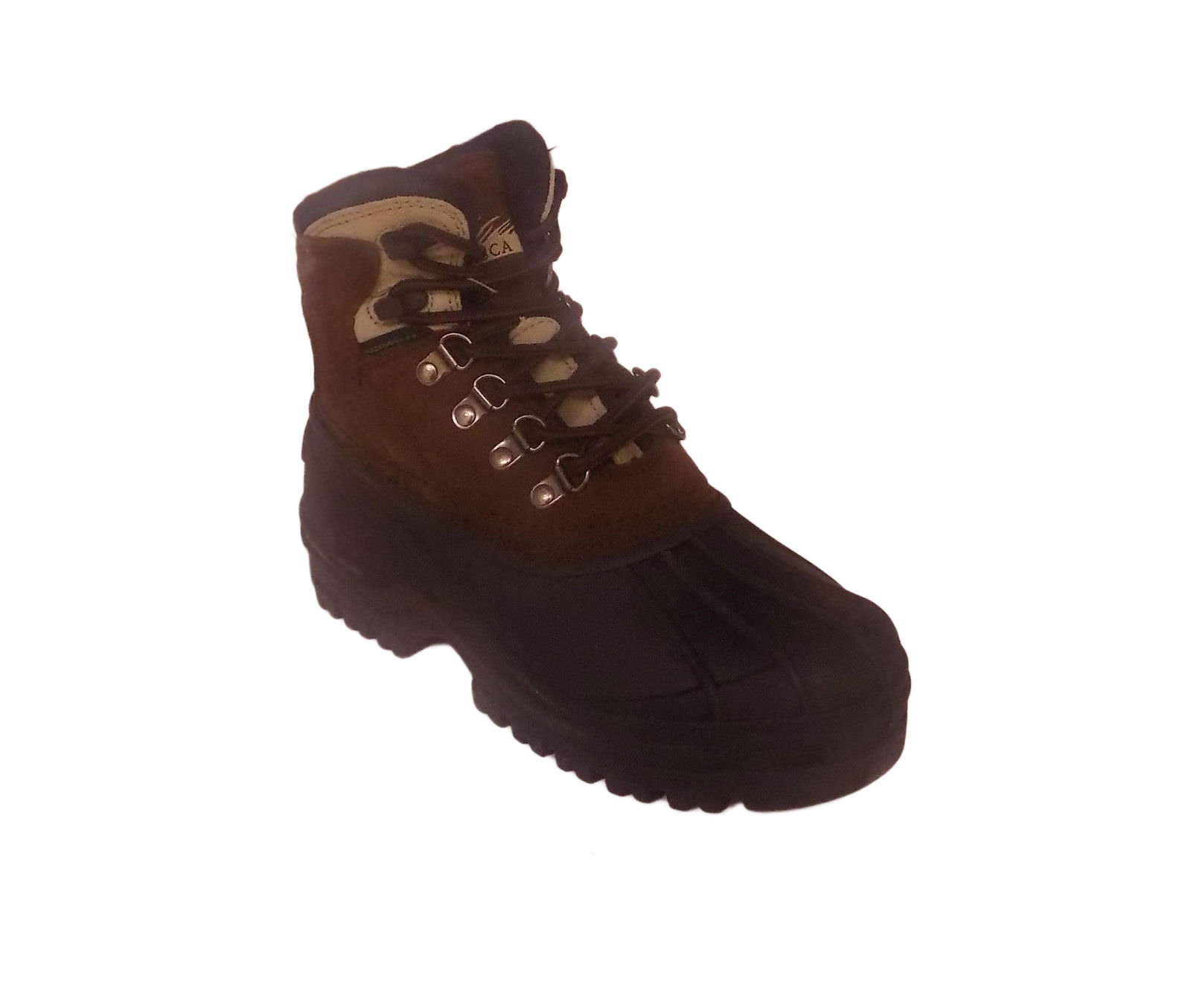 Itasca GRANDE Womens Brown Thermolite Insulated Winter Boots by