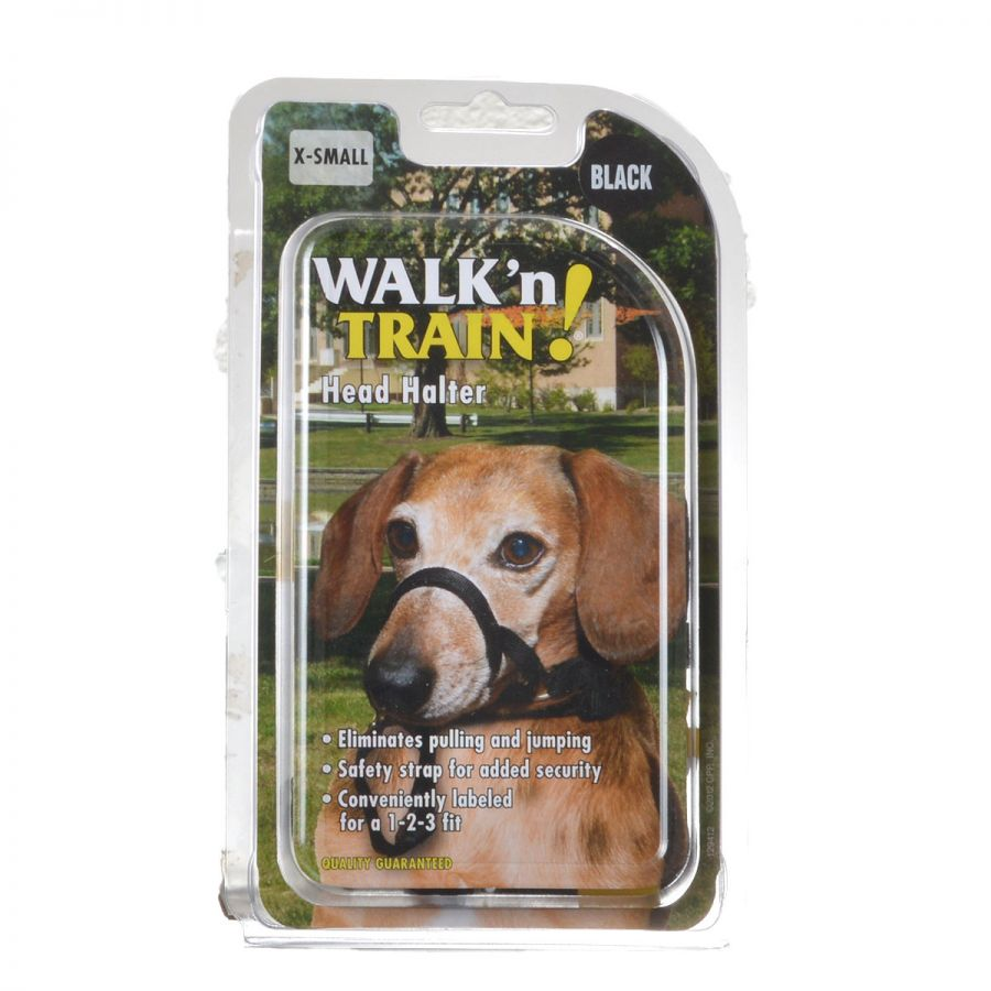 Coastal Pet Walk'n Train Head Halter Size 0 (10-13 Neck & 4-5 Snout Circumference)