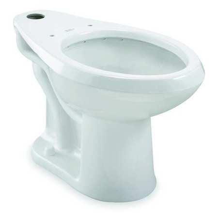 AMERICAN STANDARD Toilet Bowl,Floor,Elongated,16-1/2 In H 3461001.02