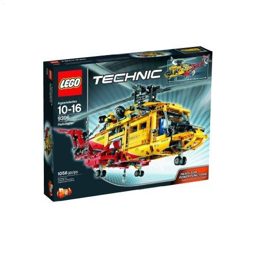 Lego Technic Set Helicopter 9396 by