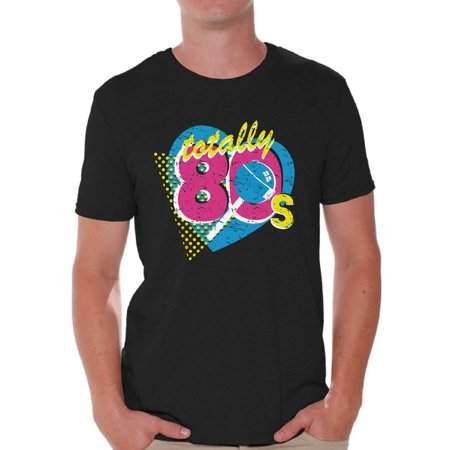 80s Outfit Male (Awkward Styles Totally 80s Shirt Totally Rad T Shirt 80s Outfit 80s Party Boy Shirt Mens 80s Accessories 80s Rock T Shirt 80s T Shirt 80s Costume 80s Clothes for)