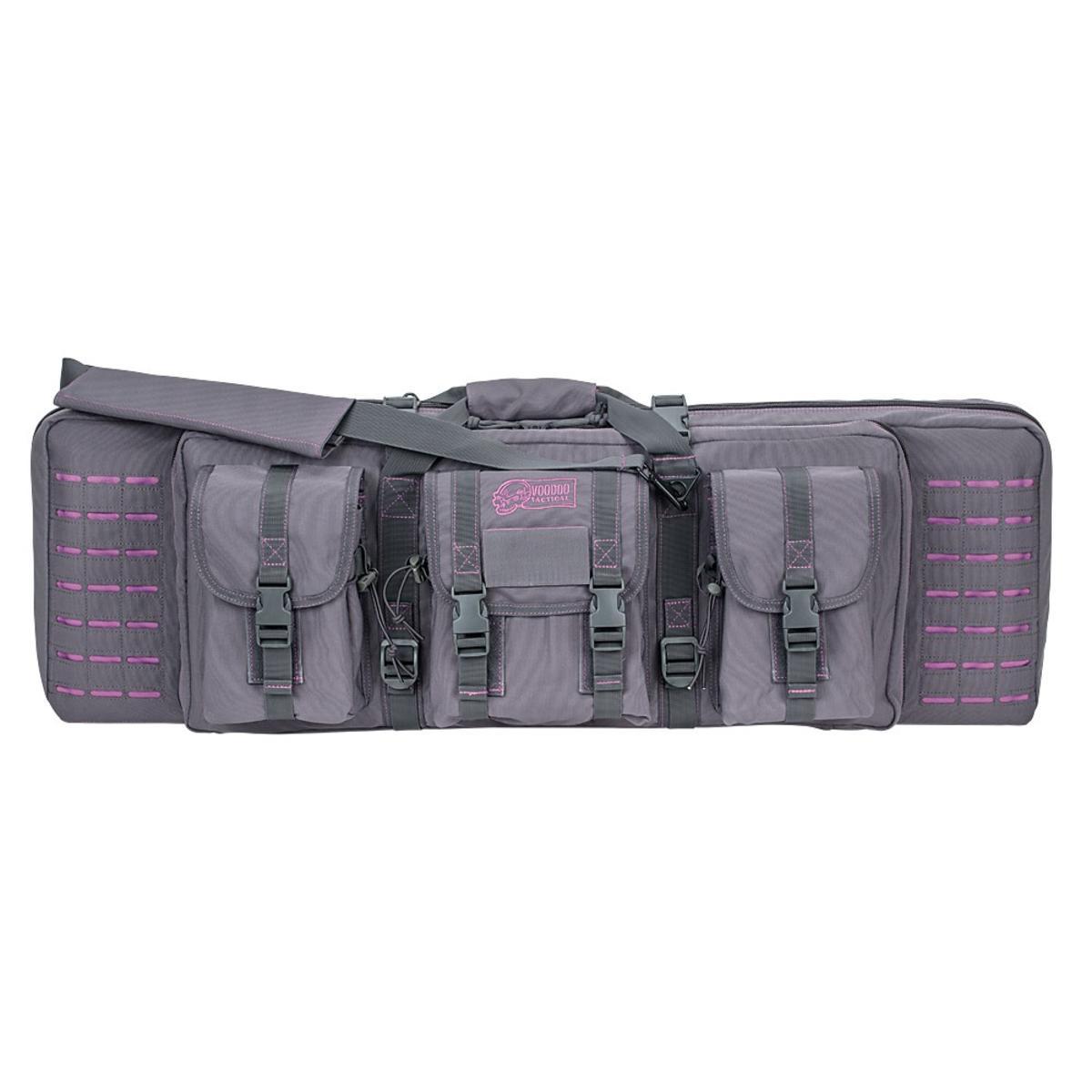 """Voodoo Tactical 15-7617 Ladies Custom Series 36"""" Padded Rifle Case"""