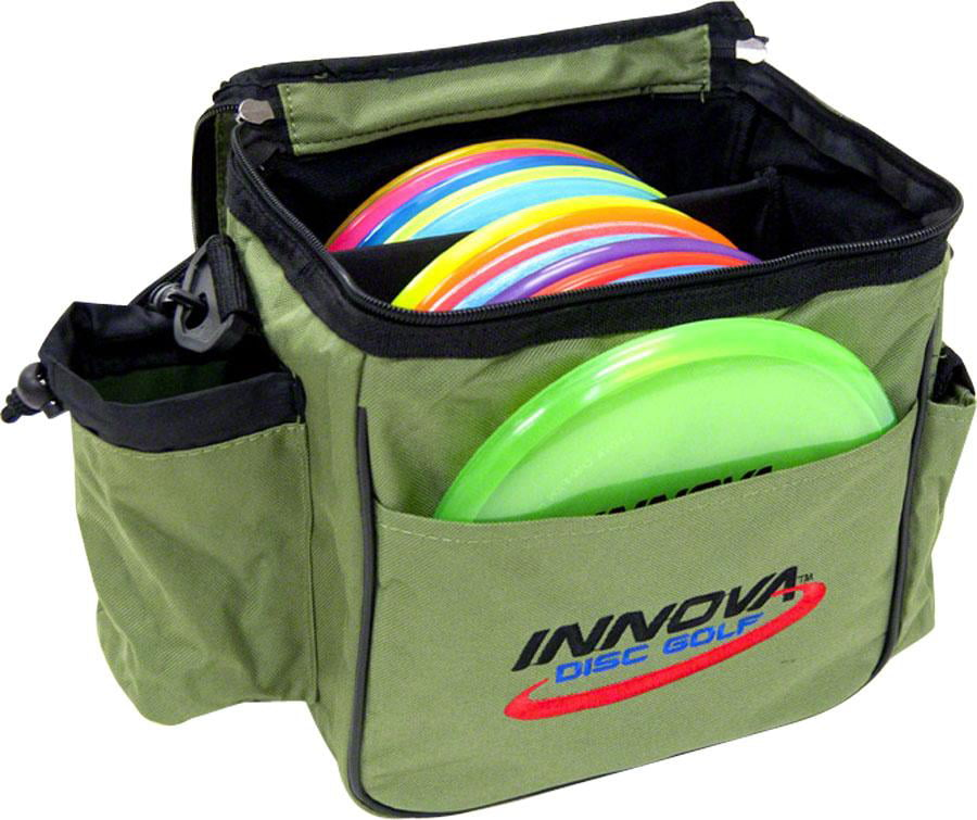 Innova Standard Disc Golf Bag: Assorted Colors by Innova Disc Golf