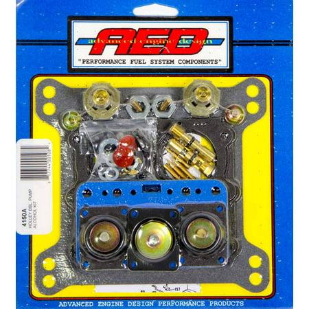 Advanced Engine Design Holley 4150 Carburetor Perf Alky Rebuild Kit P/N 4150A (Engine Rebuilding)
