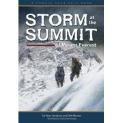 Storm at the Summit of Mount Everest - eBook