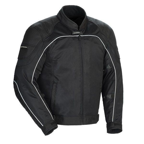 Tourmaster Intake Air 4.0 Mens Jacket Black