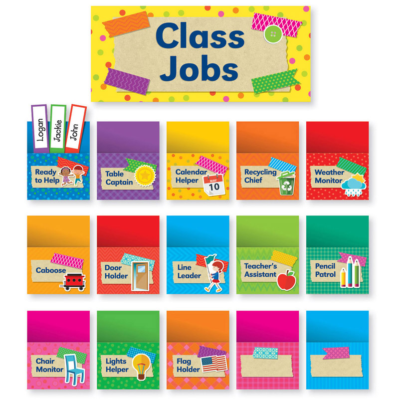 Tape It Up Class Jobs Bbs - image 1 of 1