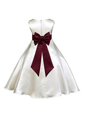 c8c413c62344 Red Little Girls Casual Dresses - Walmart.com
