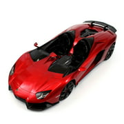 1:12 Lamborghini Aventador J SuperCar Radio Remote Control Sport Racing Car RC RC Car R/C Car Radio Controlled Car