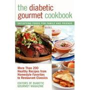 The Diabetic Gourmet Cookbook (Paperback)
