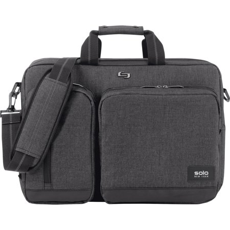 USLUBN31010, US Luggage Urban Hybrid Briefcase, 1, Gray