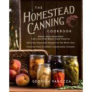 The Homestead Canning Cookbook - eBook