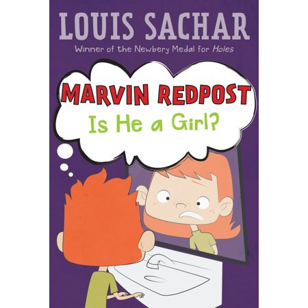 Marvin Redpost #3: Is He a Girl? (Paperback)