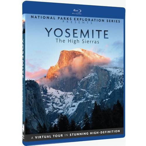 National Parks Exploration Series Presents: Yosemite - The High Sierras (Blu-ray) (Widescreen)