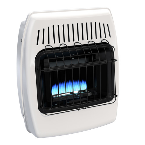 Dyna-Glo BF10NMDG 10,000 BTU Blue Flame Natural Gas Vent Free Wall Heater