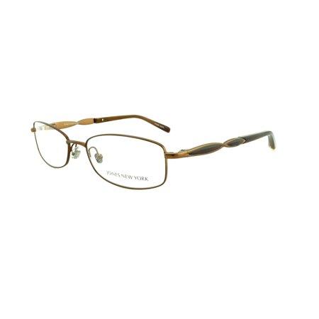 JONES NEW YORK Eyeglasses J470 Brown 52MM