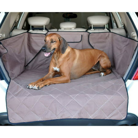 K&H Dog Products Quilted Cargo Cover Tan