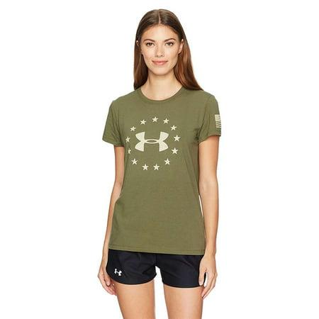 Under Armour Women Freedom Logo 2.0 T-Shirt