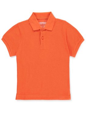 Universal Unisex S/S Pique Polo (Sizes 8 - 20)