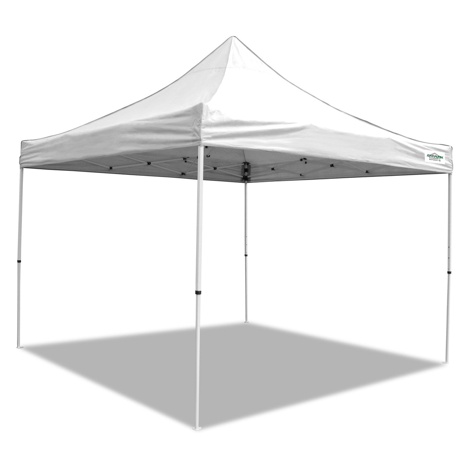 Caravan Canopy Sports 21208100010 12' X 12' White M-Series Pro Straight Canopy by Caravan Canopy Intl Inc