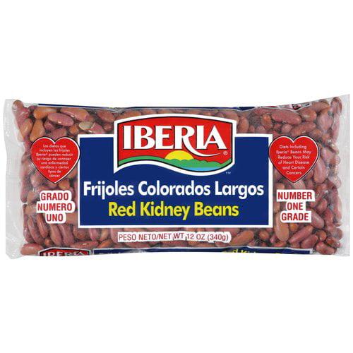 Iberia Red Kidney Beans, 12 oz