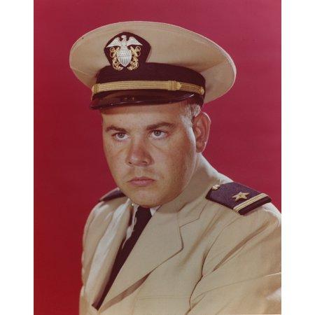 Tim Conway Posed in Pilot Uniform Photo Print (Pilot Uniform)