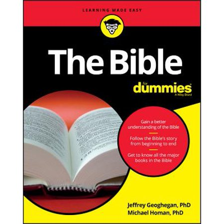 For Dummies (Lifestyle): The Bible for Dummies (Paperback) - Life Size Dummy