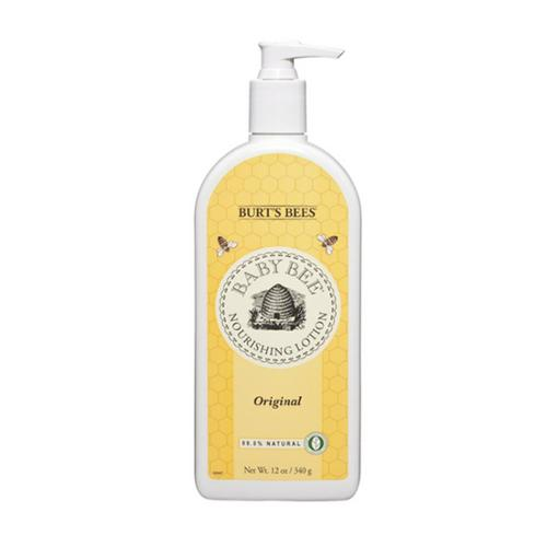 Burt's Bees Baby Bee Nourishing Lotion, Original 12 oz (Pack of 6) by