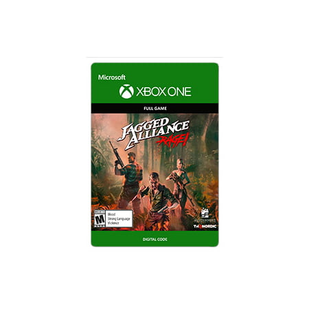 Jagged Alliance 2 Gold Pack - Jagged Alliance Rage, THQ, Xbox, [Digital Download]