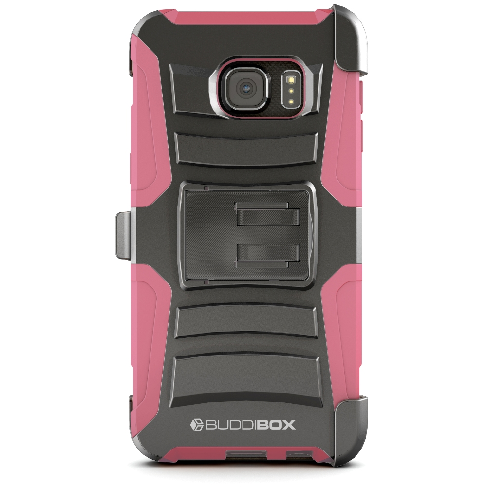 BUDDIBOX [HSERIES] Galaxy S6 EDGE PLUS Case Heavy Duty Durable Belt Clip Holster Protective Cover Case for Samsung Galaxy S6 EDGE PLUS