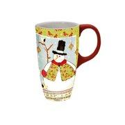 Lang 18 oz. Home For The Holidays Latte Mug