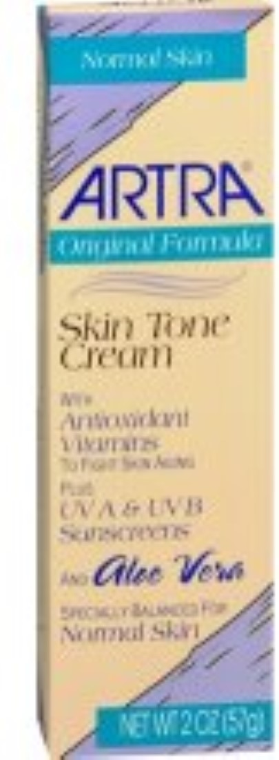 4 Pack - Artra Complete Skin Tone Cream For Normal Skin 2 oz Estrogenix Bio-lift Intensive Creme