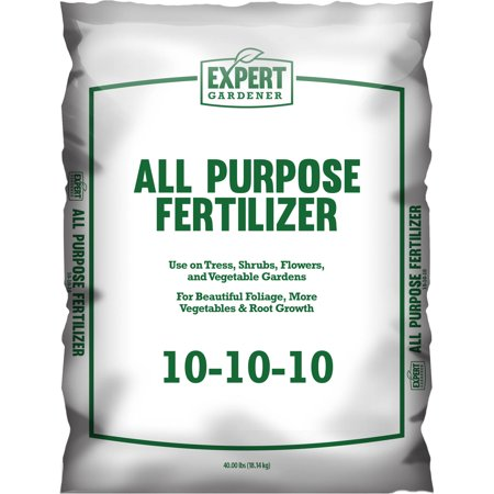 Image of EXPERT GARDENER ALL PURPOSE FERTILIZER 10-10-10 40 LB