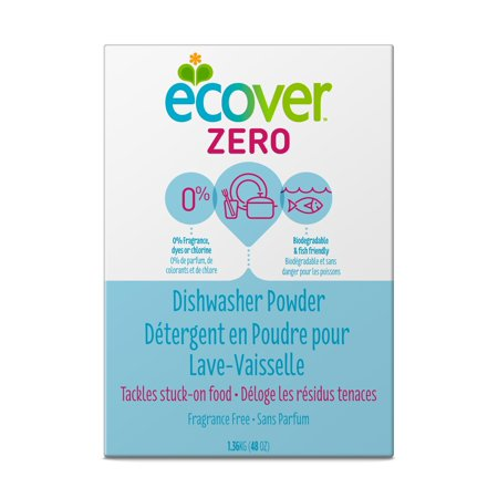 Ecover Zero Dishwasher Powder, 48 Oz