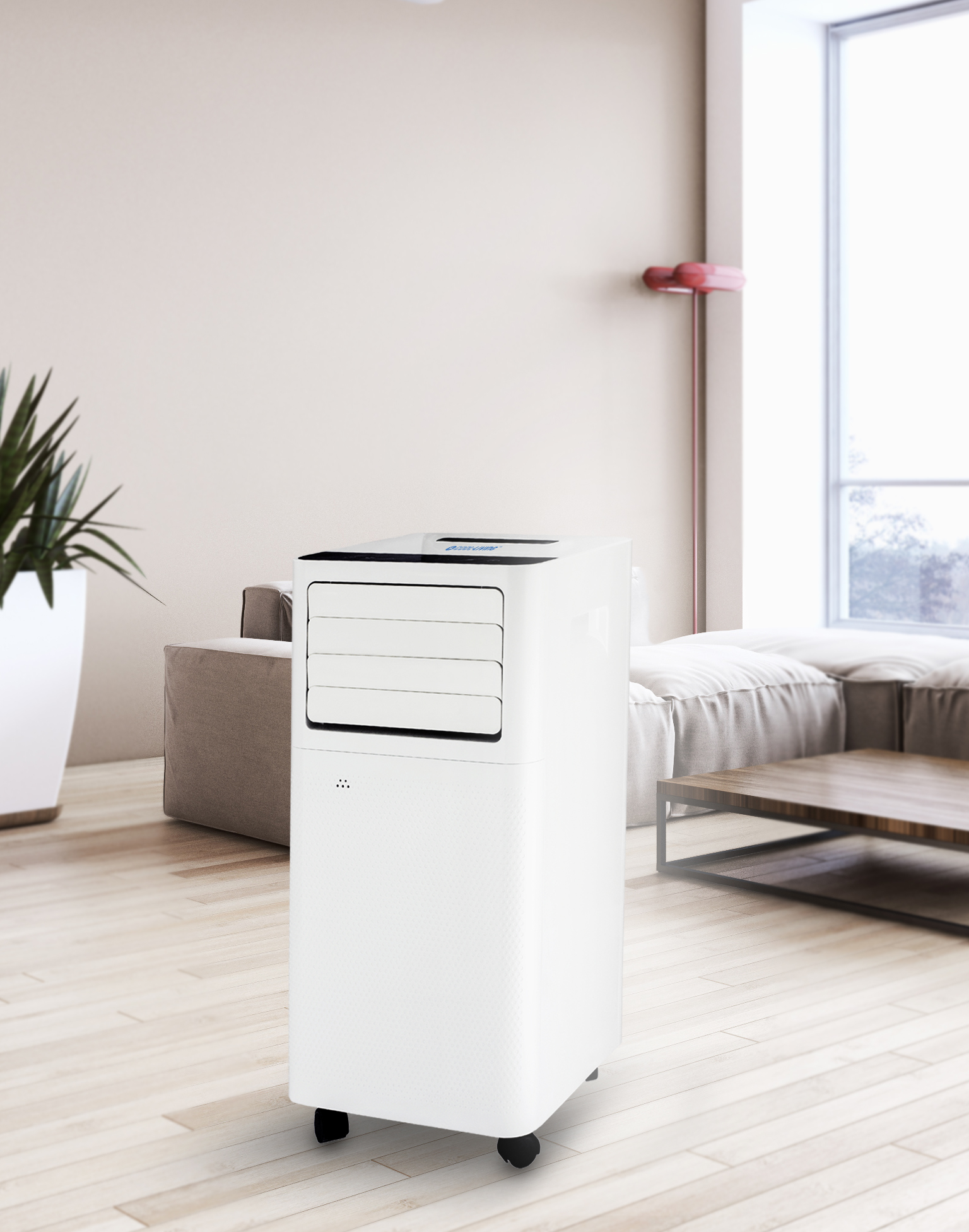 10 000 Btu Ashrae 115 Volt Portable, Living Room Air Conditioner