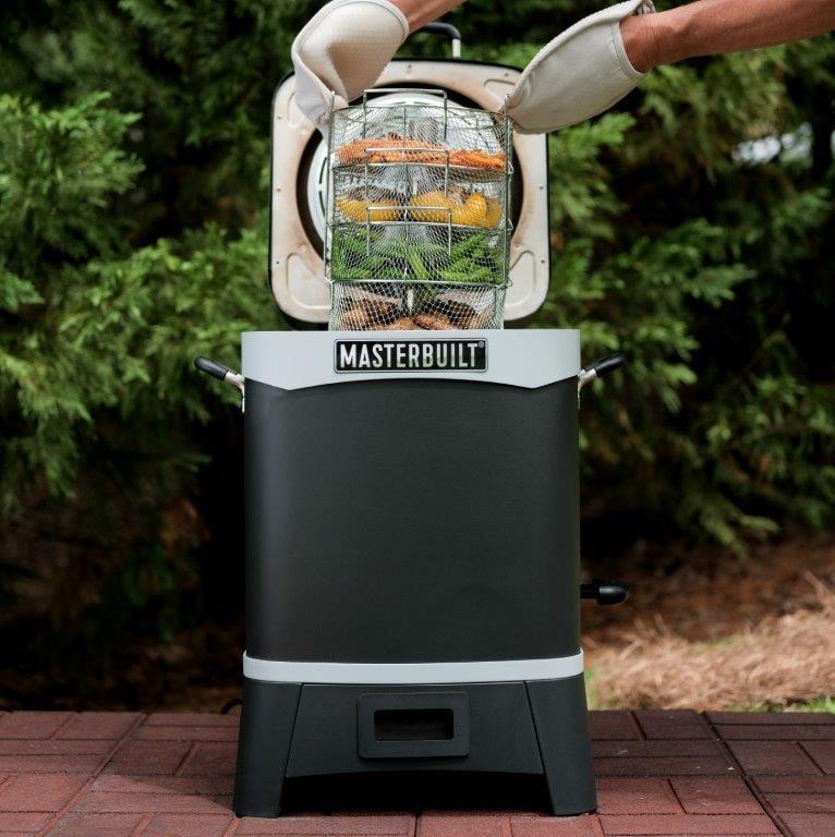 Masterbuilt 20 Quart 7-in-1 Outdoor Air Fryer