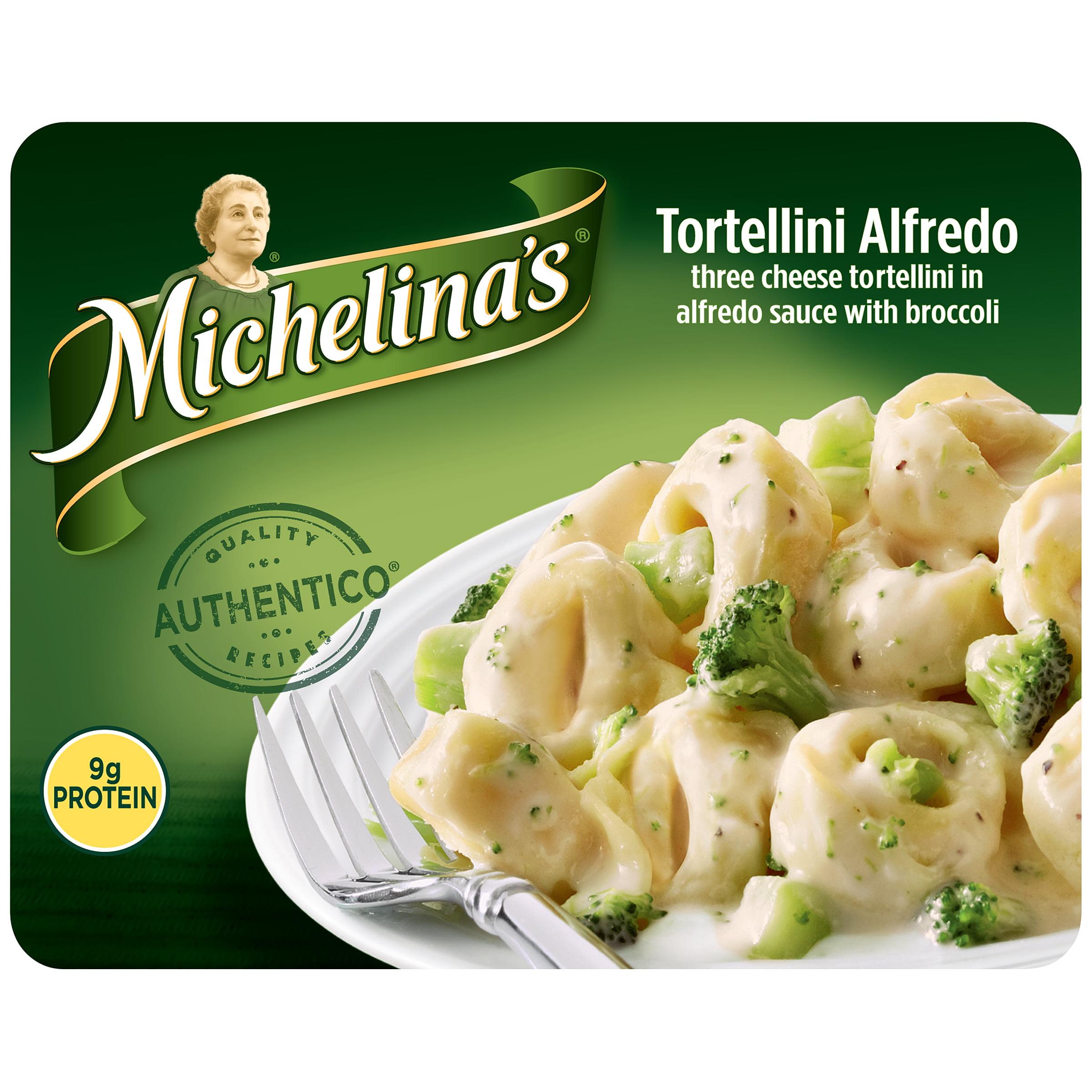 Michelina's�� Authentico�� Tortellini Alfredo 7.5 oz. Pack