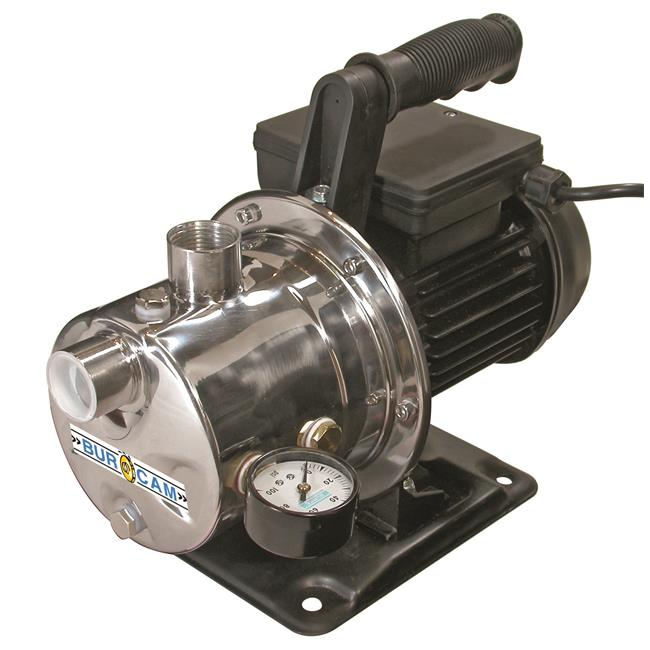 Bur-Cam Pumps 506530SS Sprinkler Jet Stainless Pump .75 HP Item by Bur-Cam Pumps