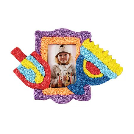 Do-It-Yourself Chanulah Putty Picture Frame