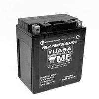 YUASA YTX14AH FACTORY ACTIVATED MAINTENANCE FREE 12 VOLT BATT.