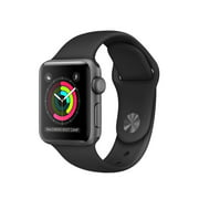 Best GPS Watches - Refurbished Apple Watch 38mm Series 2 Aluminum GPS Review