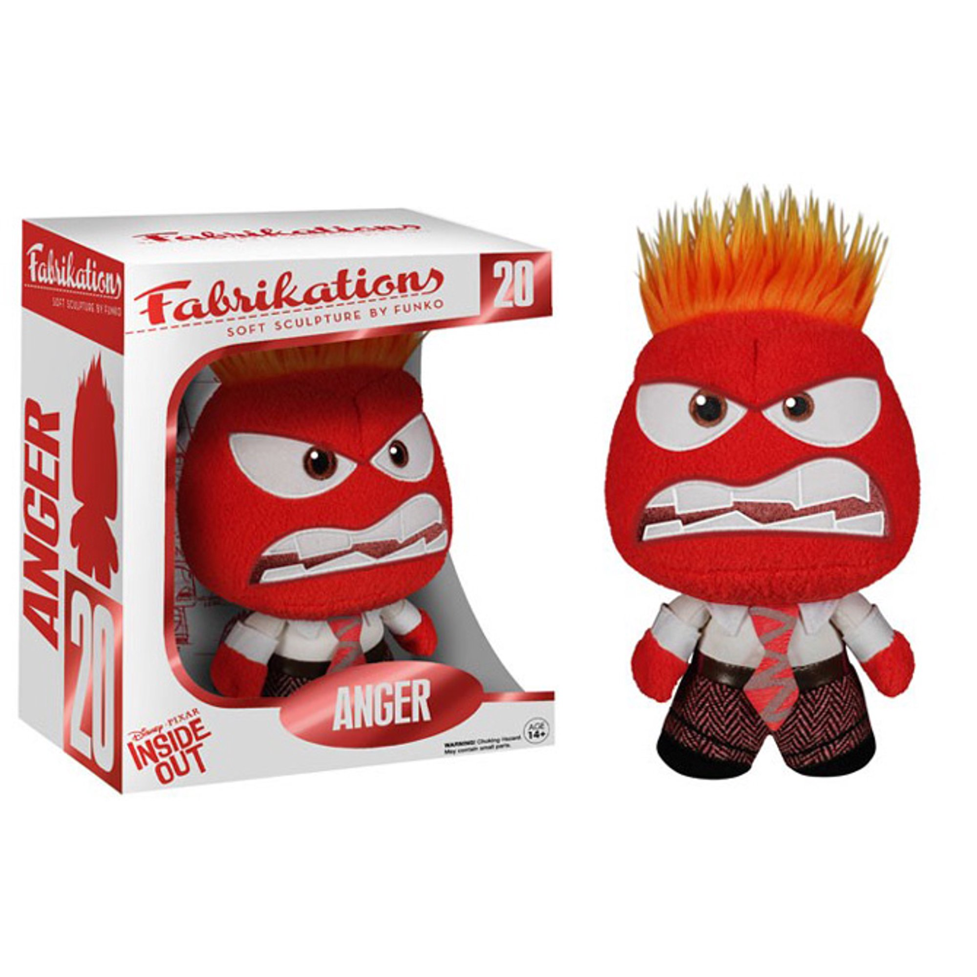 Fabrikations: Inside Out - Anger