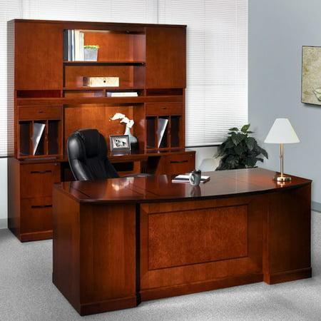 Mayline Standard Desk Office Suite