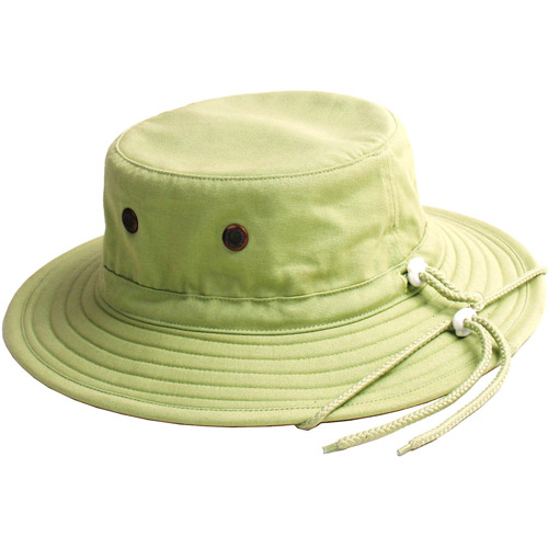 Sloggers 4471LM Women's Lime Classic Cotton Hats
