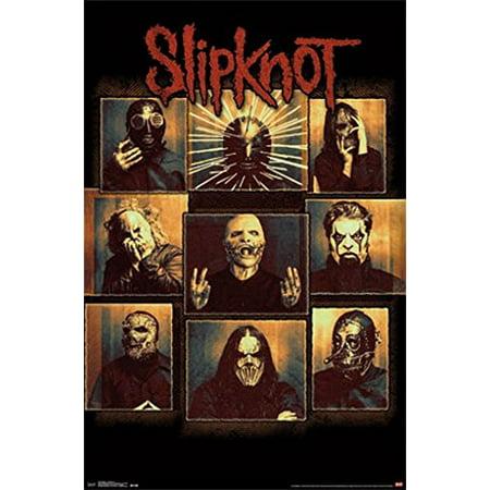 Slipknot Poster Bullet Proof New - Craig Slipknot